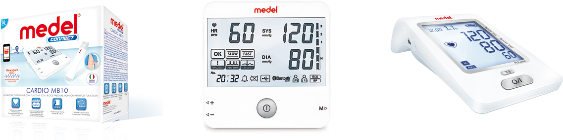 MEDEL CONNECT CARDIO MB10