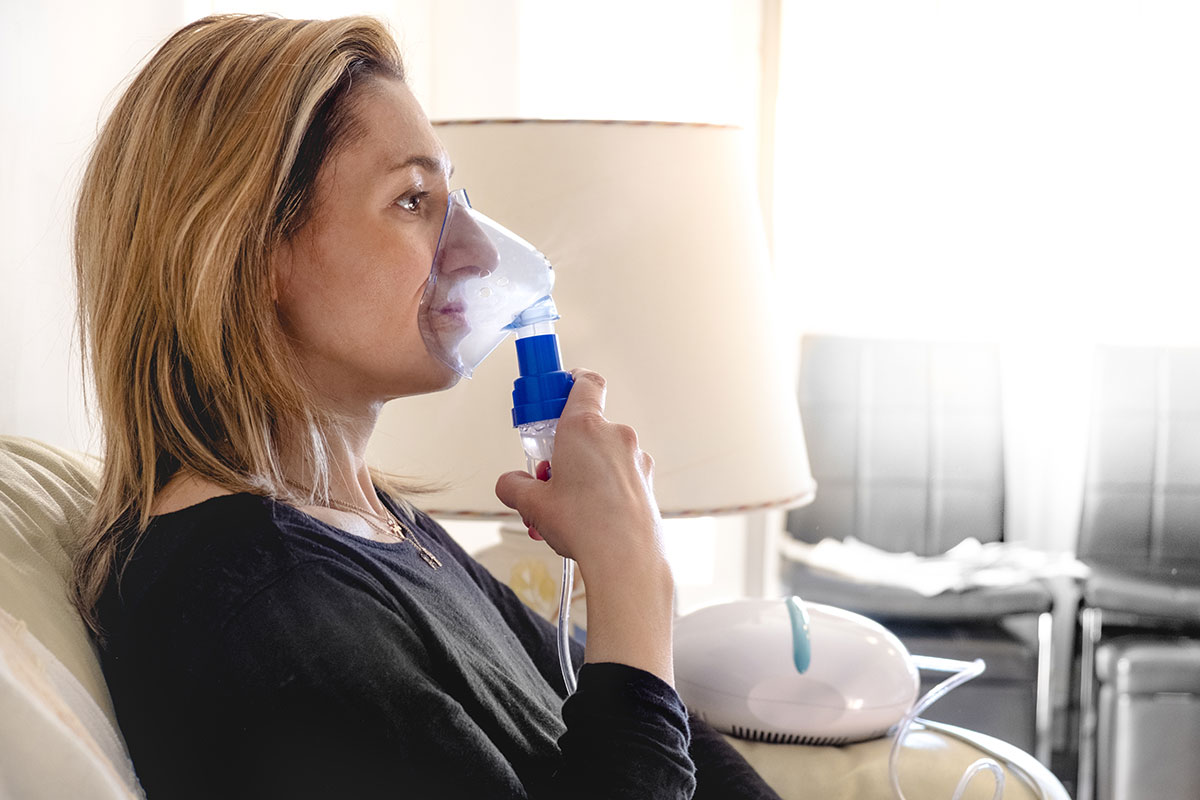 Aerosolterapia per l'igiene periodica delle vie aeree – quando farla?