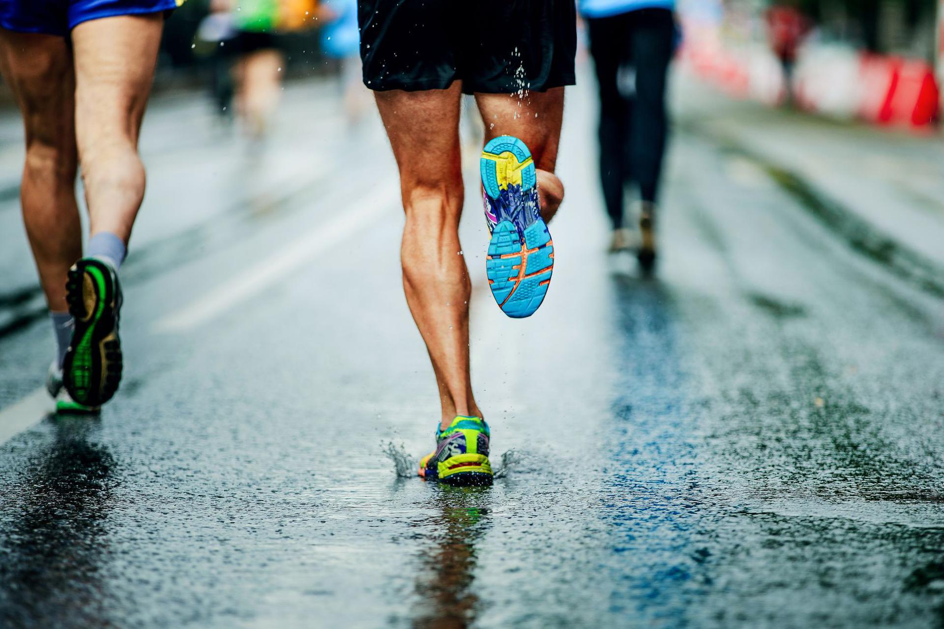 L'importanza dell'appoggio del piede nella corsa