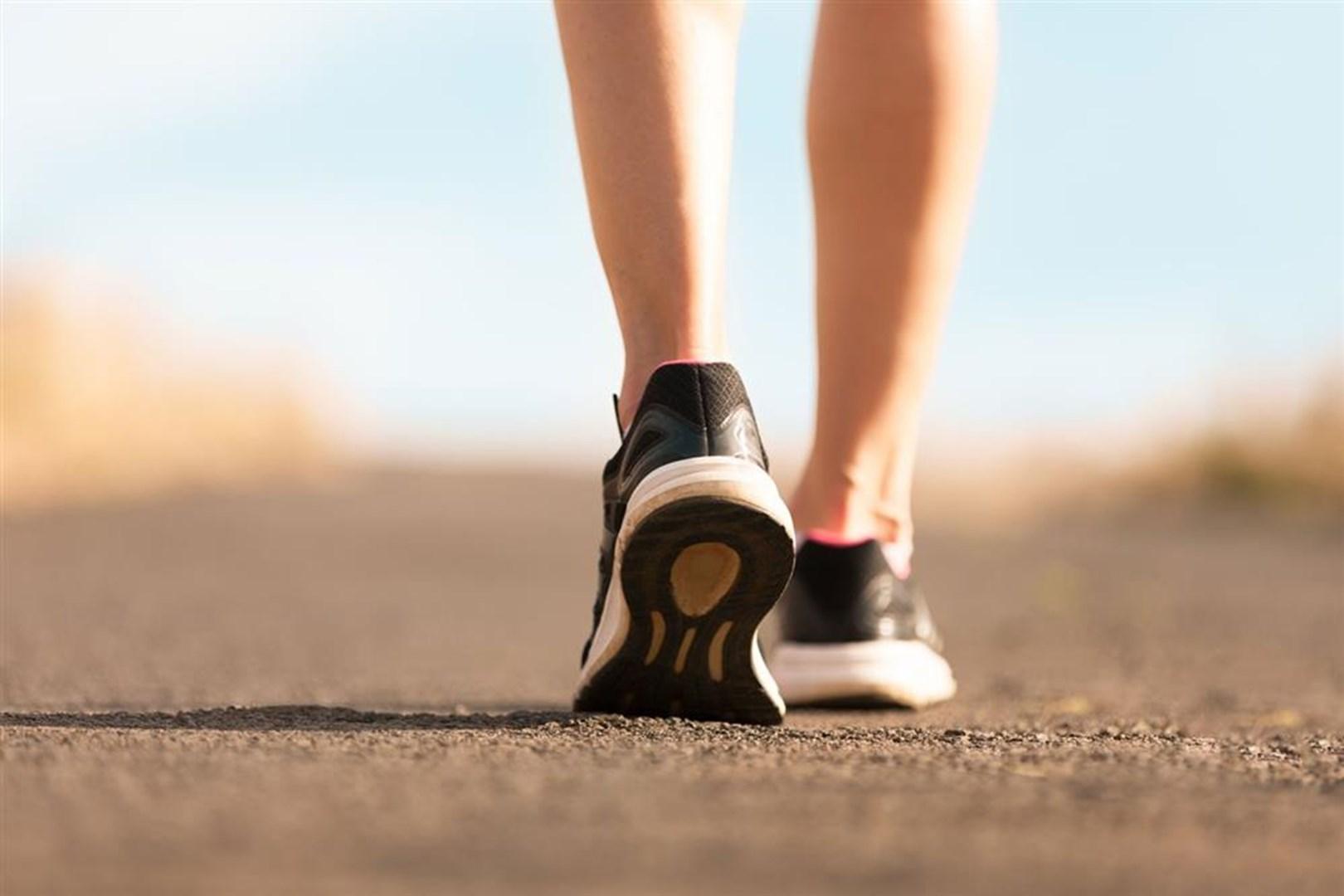 La cura del piede per una postura corretta