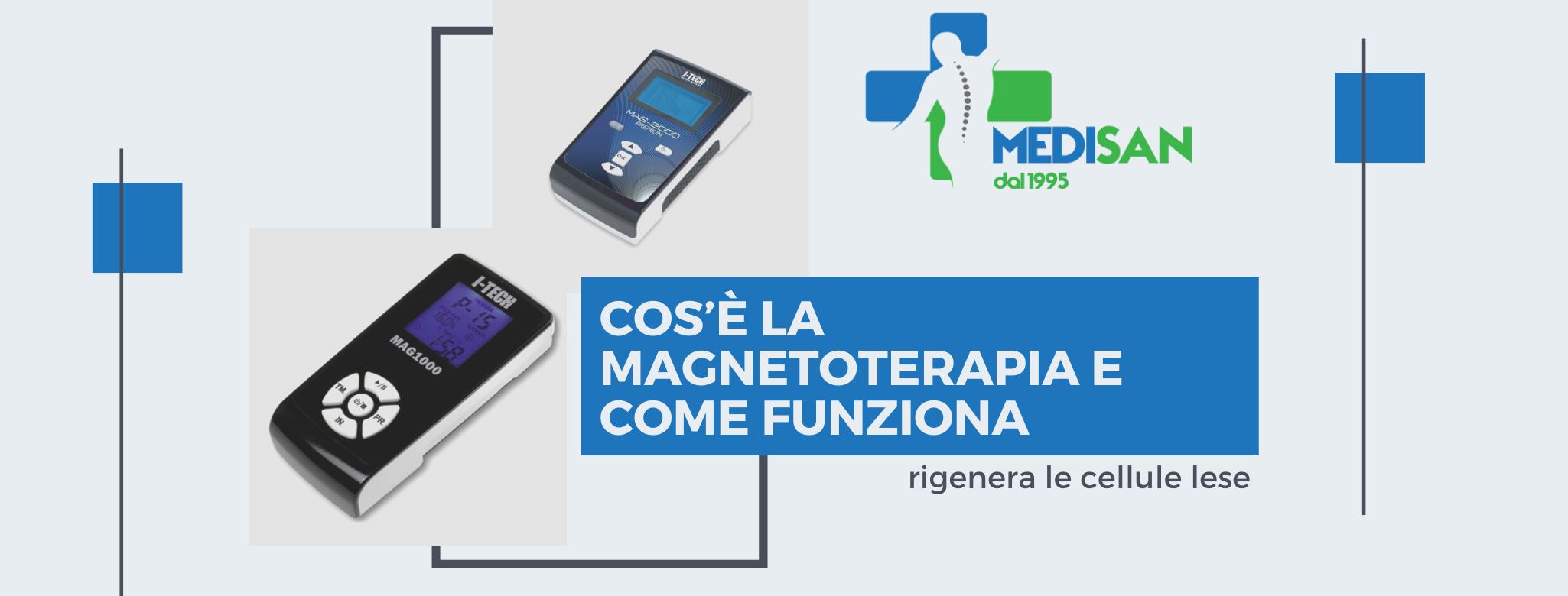 Cos'è la magnetoterapia e come funziona