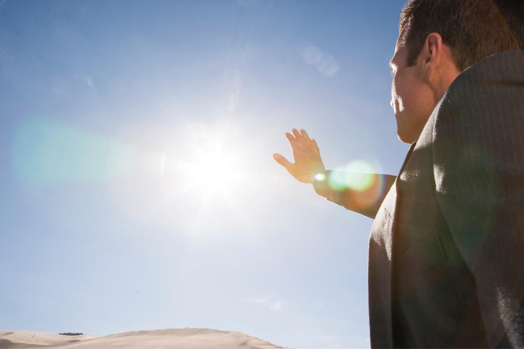 10 consigli utili per prevenire ed affrontare il caldo estivo.